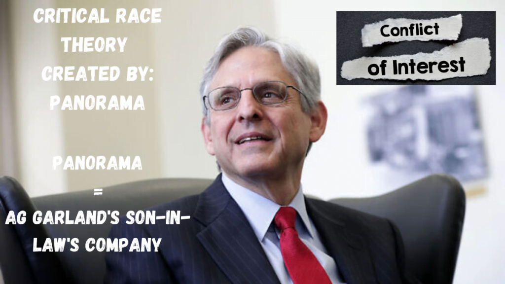Punishable? AG Garland's Family To Make Millions While Angry Parents Silenced Over CRT