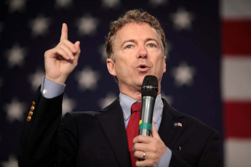 Rand Paul Sends Warning: 'Be Afraid Of Your Government'