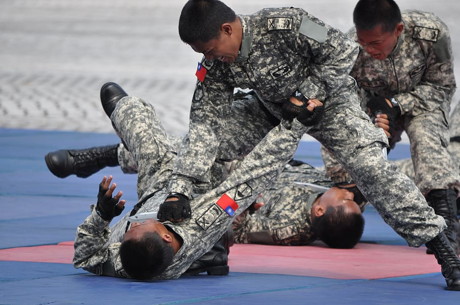US Special Ops is secretly training Taiwan's military
