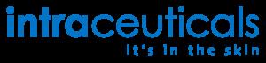Intraceuticals Logo + tagline blue