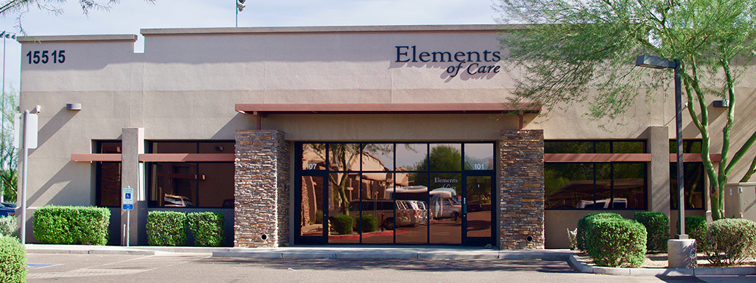 Elements of Care office building