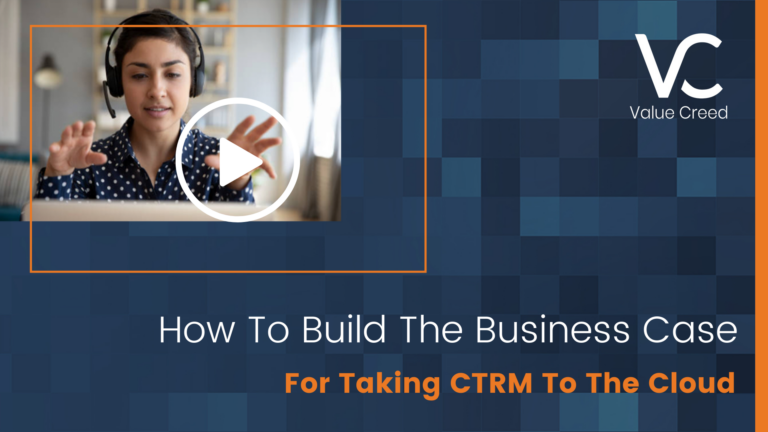 Webinar Recording: How To Build The Business Case For Taking CTRM To The Cloud