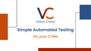 Simple Automated Testing for your CTRM