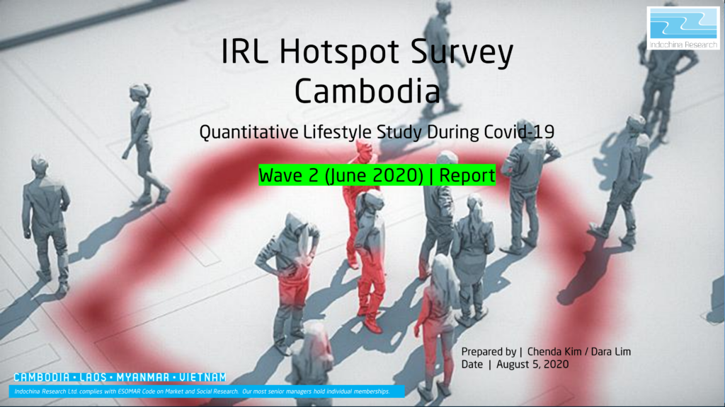 Monitoring the impact of Covid 19 in Cambodia - Wave 2