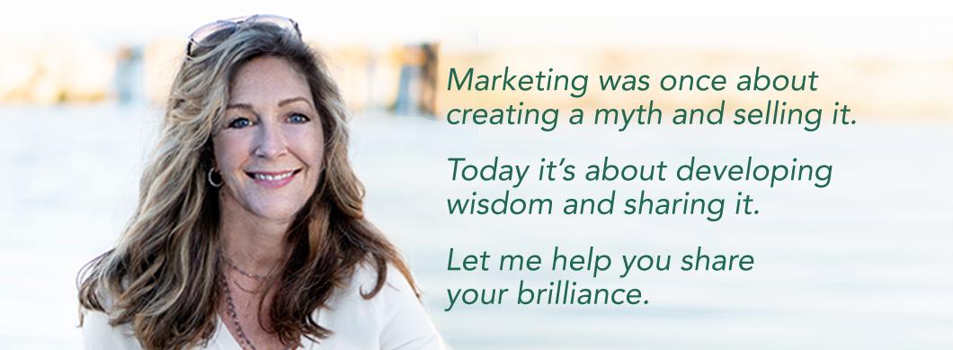 Suzanna Gratz quote headshot banner
