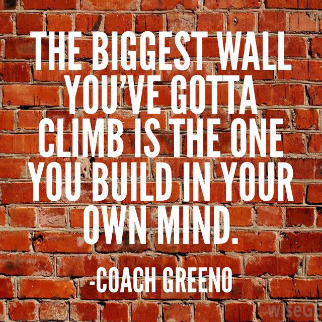 Biggest Wall Coach Greeno