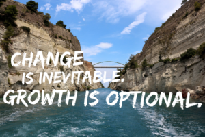 change-is-inevitble-growth-optional
