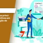 [INFOGRÁFICO] OS CONTRATOS PRINCIPAIS E DEFINITIVOS EM UMA OPERAÇÃO DE M&A
