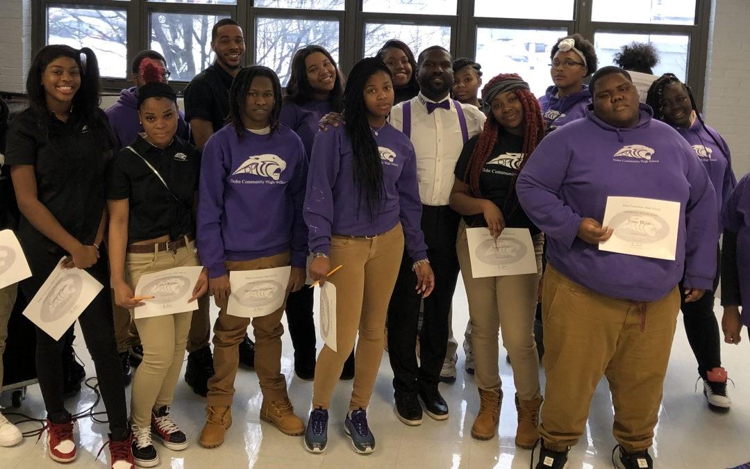 Dohn's January 2019 Honor Roll Students