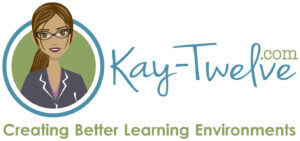 Kay twelve logo