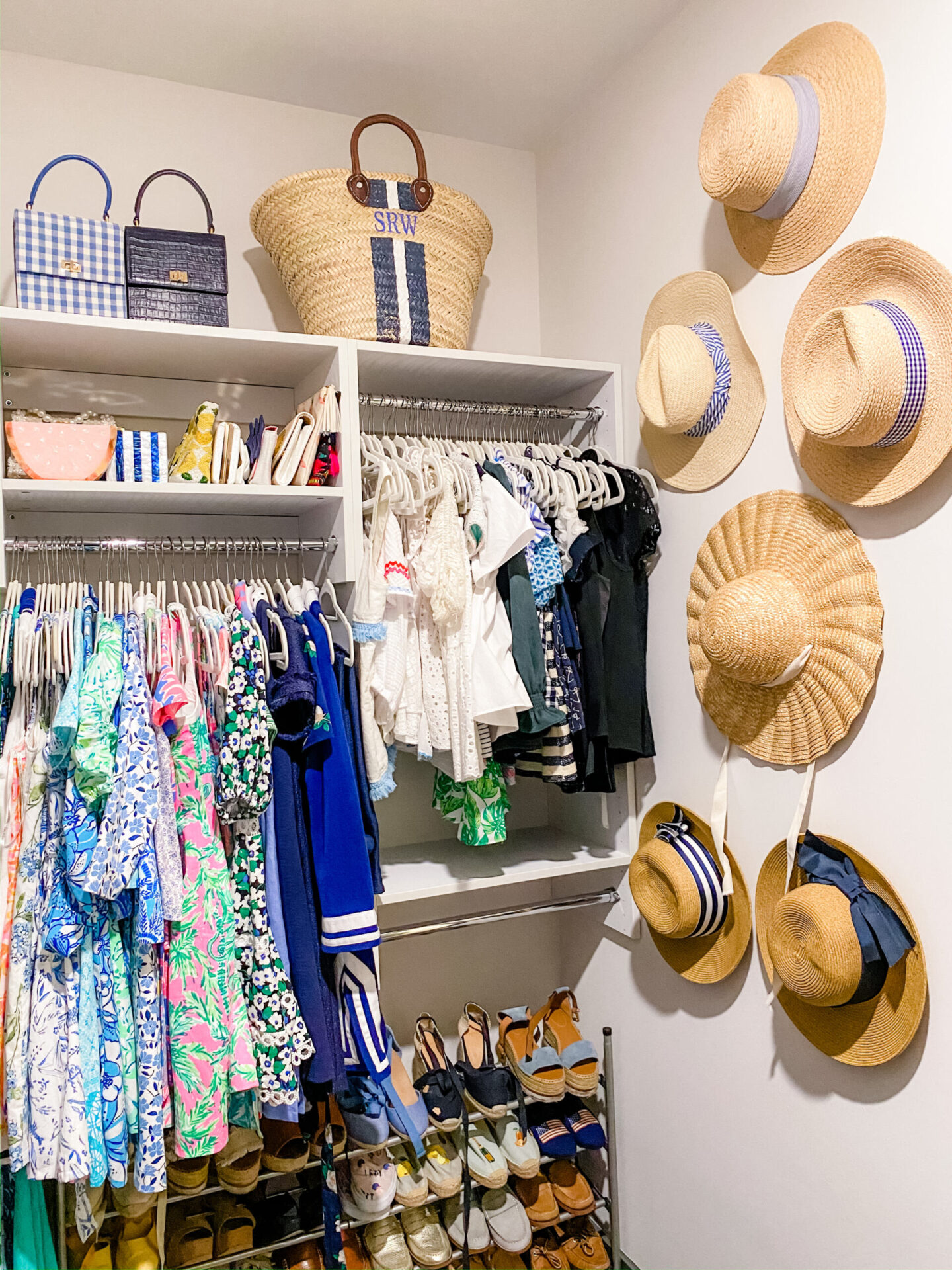 Closet Revamp with Luxury Organized