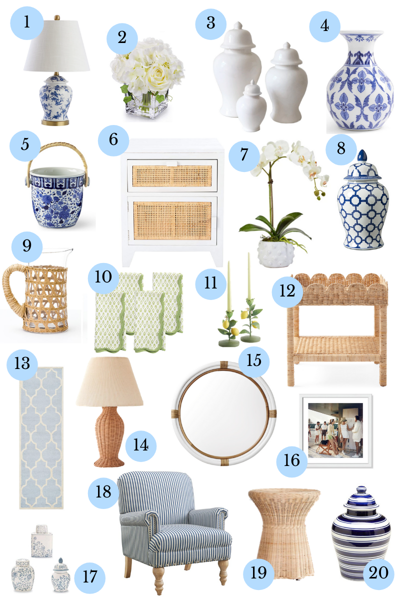 20 Favorite Home Decor Finds