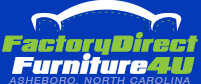 Factory Direct Furniture 4U Logo