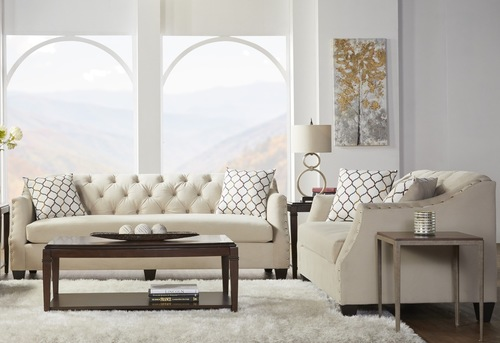 16150 Sofa & Loveseat Bing Barley