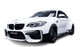 Paint Protection Film on White BMW