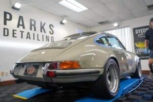 Porsche 911 Full Coverage PPF & Ceramic Coating