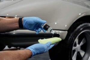 Porsche 911 RSR ceramic coating Charlotte NC