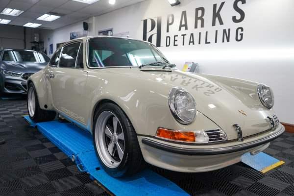 Porsche 911 charlotte ppf