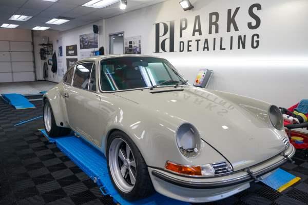 Porsche 911 PPF Installation Charlotte