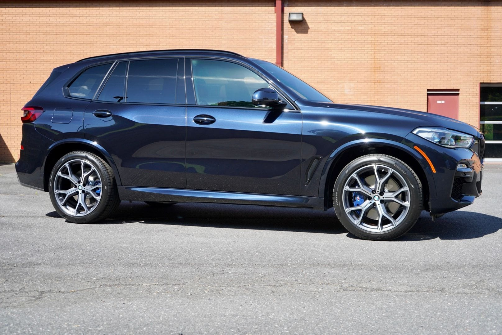 2021 BMW X5 M50i – Full Body STEK DYNOshield, DYNOflex, Ceramic Window Film & Ceramic Coatings
