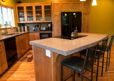 E 36th Ave – Kitchen Remodel