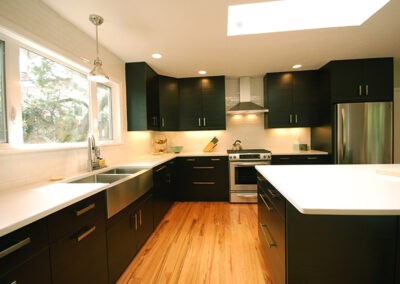 Spruce Ave – Kitchen Remodel