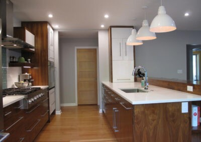 Kitchen remodel with IKEA SEKTION cabinets
