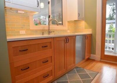 Shaker kitchen remodel