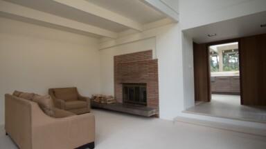 Living room remodel by John Webb