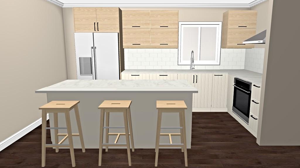 Cedar Creek – Kitchen Design