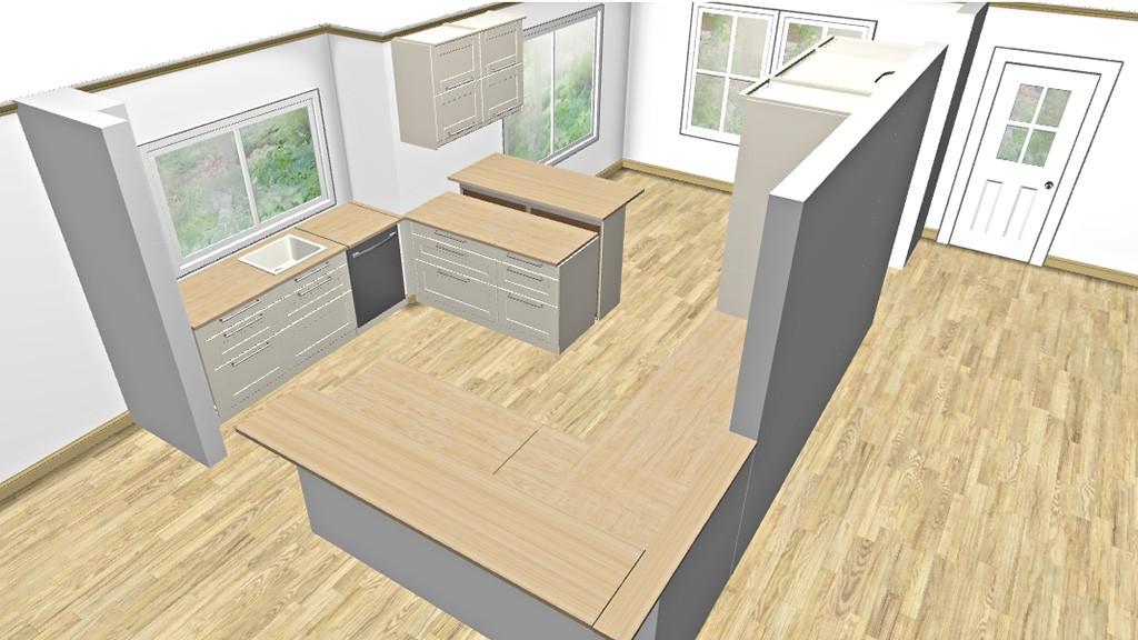 Gales Creek – Kitchen Design