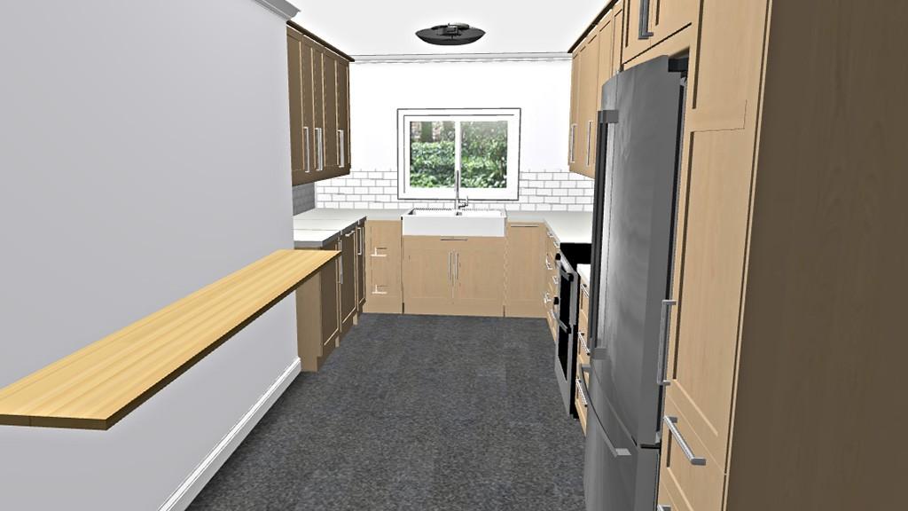 Kellogg Creek – Kitchen Design