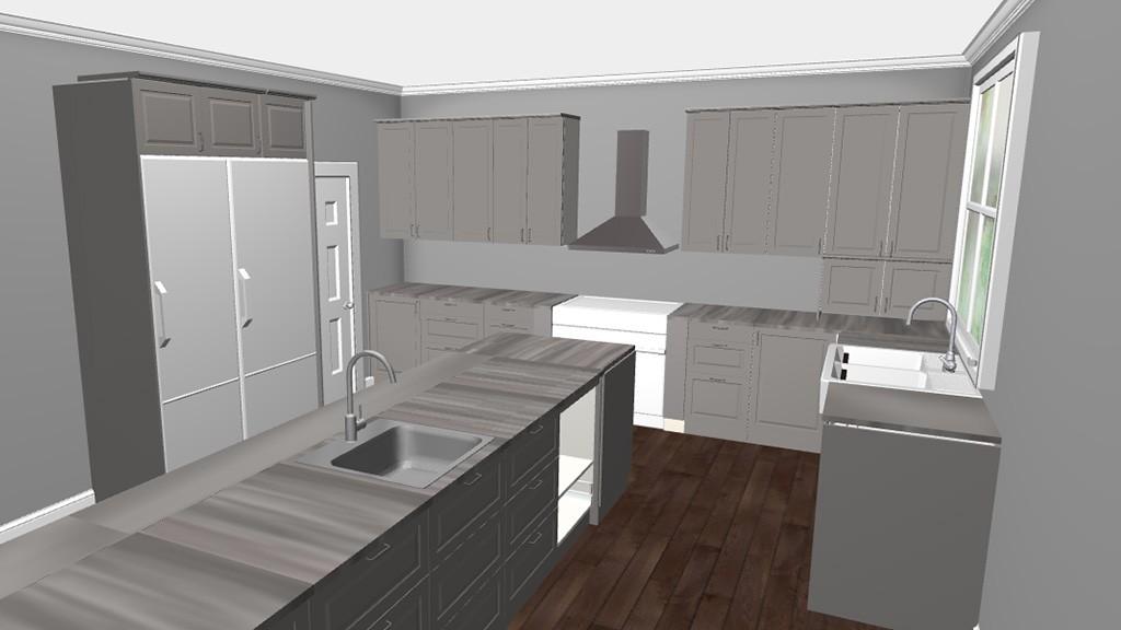 Yaquina River – Kitchen Design