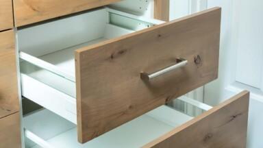 Bathroom remodel cabinet fronts