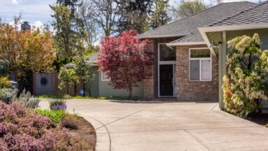 Home remodeling project in Eugene, OR by John Webb Construction & Design