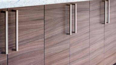 Modern kitchen remodel cabinet fronts
