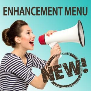 Enhancement Menu