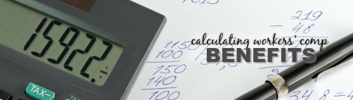 calculating workers comp benefits
