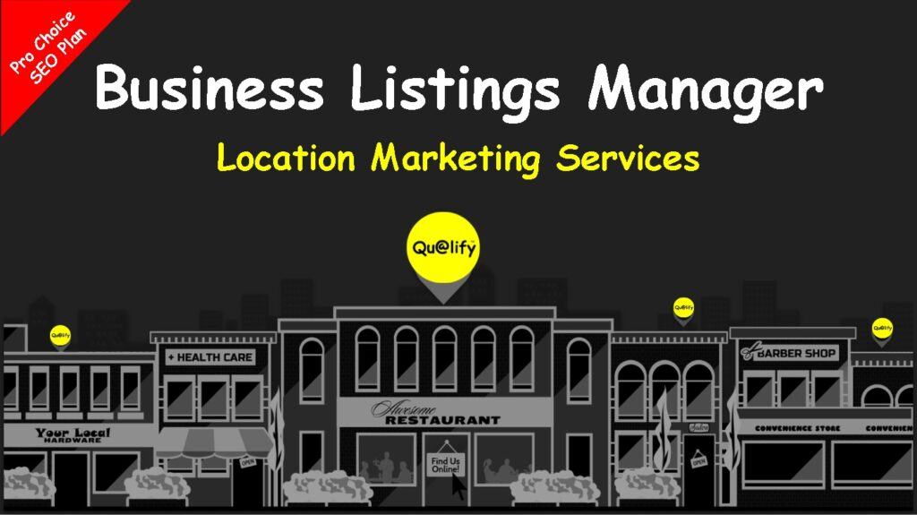 Listing Management Solutions by Qualify LLC