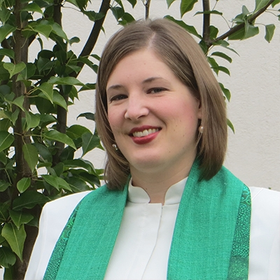 Rev. Rebecca Hinds