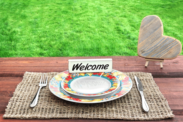 The Welcome Table