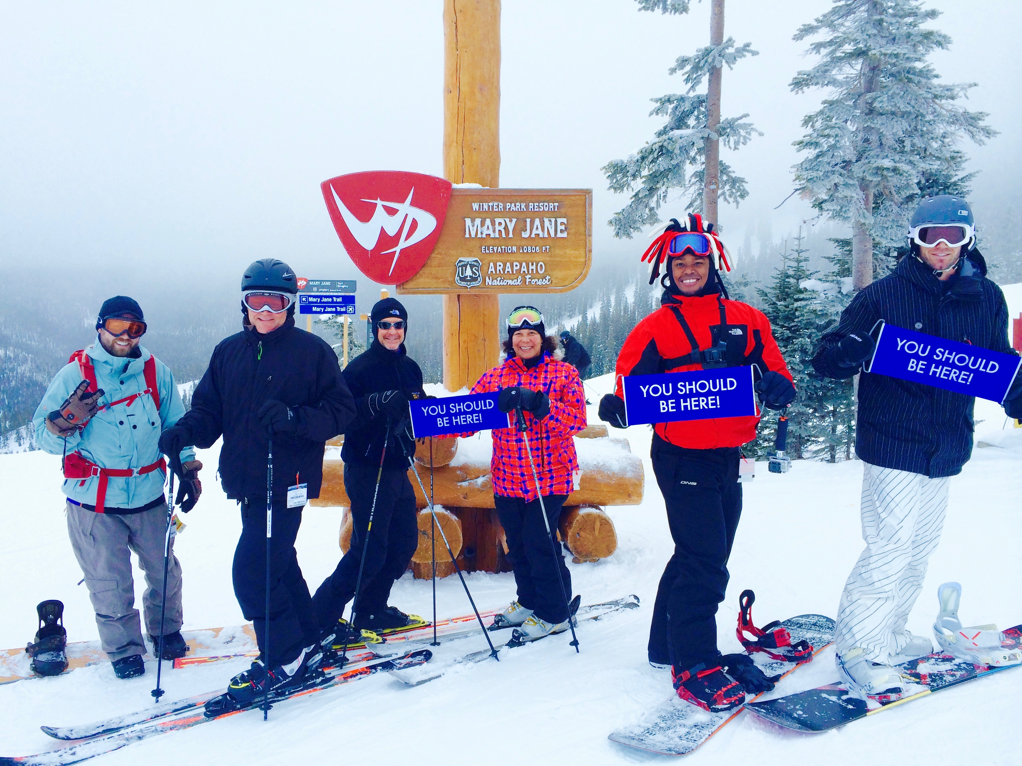 3rd Annual Snowboarding DreamTrip