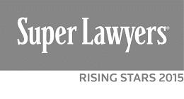 Super Lawyers 2015 California Rising Stars Logo