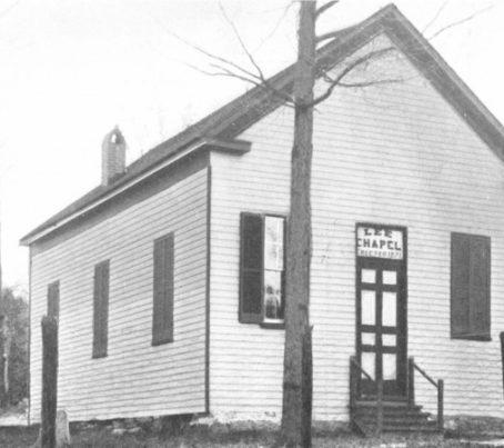 Lee Chapel photo