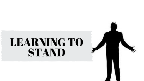 Learning To StandPastor Sylvester E. Chase Jr.
