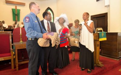 """Wesley Prayer Shawl Ministry Celebrate """"The Gift of Giving"""""""