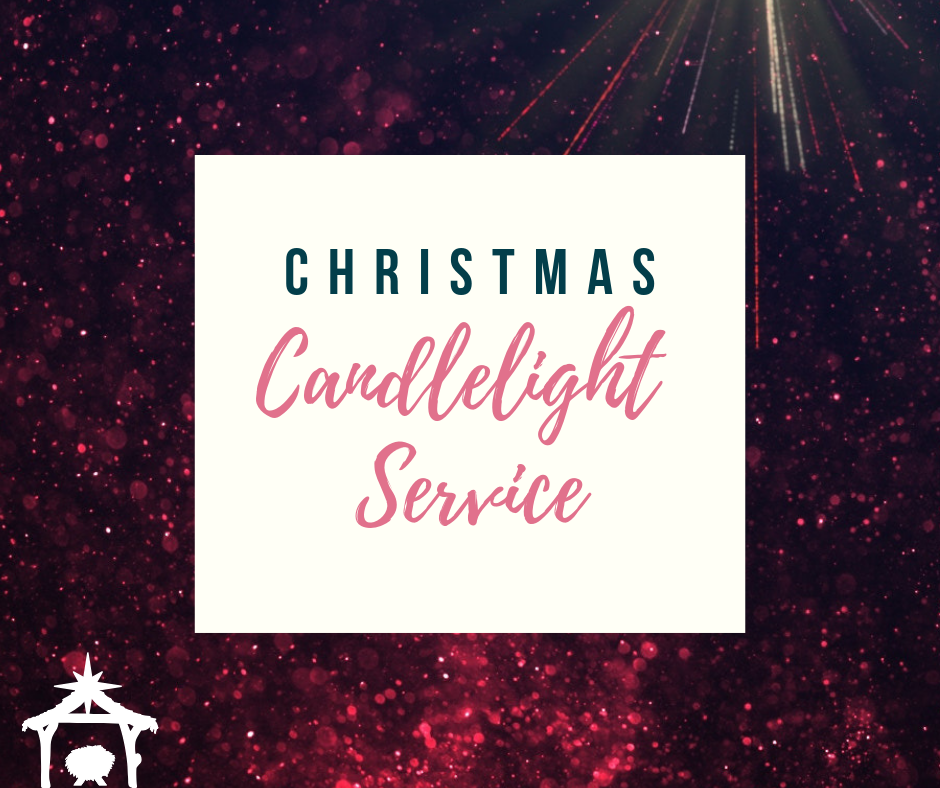 Christmas Candlelight Service at Wesley United Methodist Church