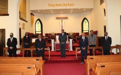 Wesley United Methodist Men Celebrate Annual Men's Day