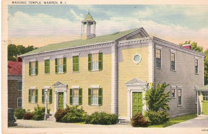 Washington Lodge Masonic Temple