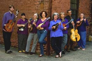 Enigmatica, a Mandolin Ensemble